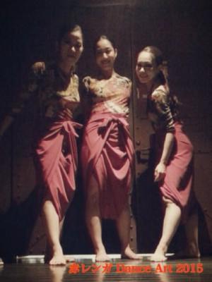 赤レンガ Dance Art 2015